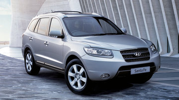 Hyundai Santa Fe 2008 tot 2010