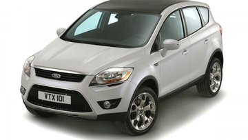 Ford Kuga van 2008 tot 2012