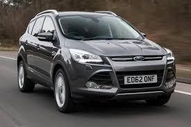 Ford Kuga van 2013 tot 2016