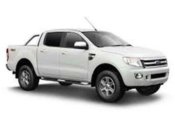 Ford Ranger van 2010 tot 2015