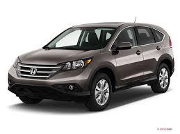 Honda CRV van 2012 tot 2015