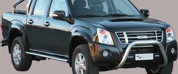 Isuzu D-Max van 2007 tot 2012