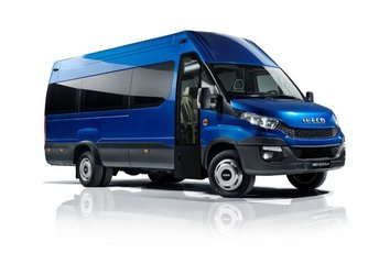Iveco Daily vanaf 2014