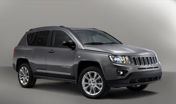 Jeep Compass van 2011 tot 2017