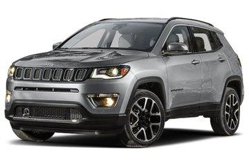 Jeep Compass vanaf 2018