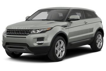 Land Rover Evoque van 2011 tot 2015