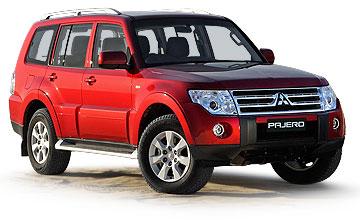 Mitsubishi Pajero van 2007 tot 2011