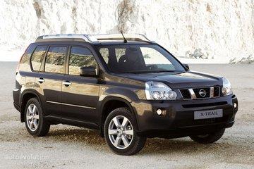Nissan X-Trail van 2007 tot 2010