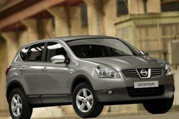 Nissan Qashqai van 2007 tot 2010