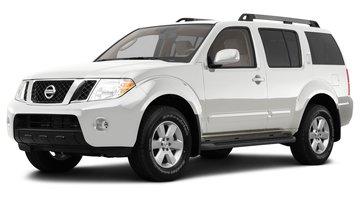 Nissan Pathfinder vanaf 2011