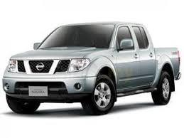 Nissan Navara van 2010 tot 2015