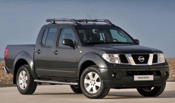 Nissan Navara van 2005 tot 2010