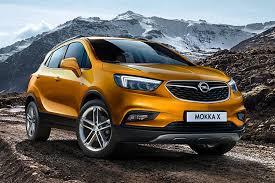 Opel Mokka X vanaf 2016