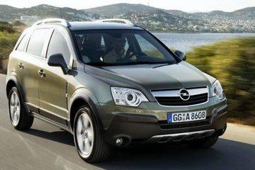 Opel Antara vanaf 2011