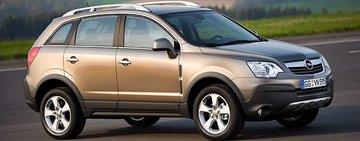 Opel Antara van 2007 tot 2010