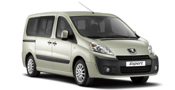 Peugeot Expert van 2006 tot 2015