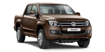 Volkswagen Amarok van 2010 tot 2015