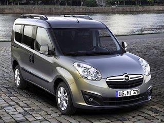 Opel Combo korte wielbasis vanaf 2011