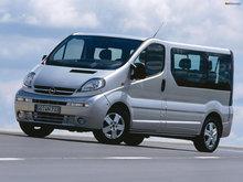 Opel Vivaro van 2001 tot 2014 L1