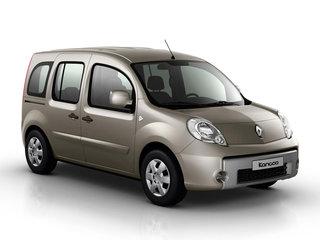 Renault Kangoo vanaf 2008 Dakrails