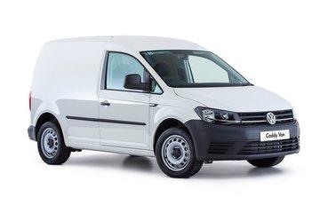 VW Caddy van 2003 tot heden Dakrails