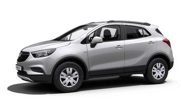 Opel Mokka X sidebars