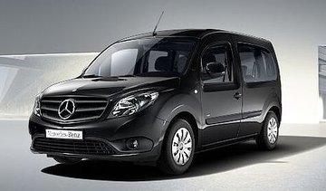 Mercedes Citan sidebars