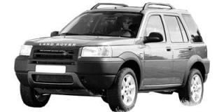 Land Rover Freelander van 1997 tot 2006 sidebars