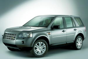 Land Rover Freelander 2 vanaf 2006 sidebars