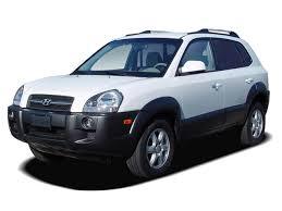 Hyundai Tucson van 2004 tot 2010 sidebars