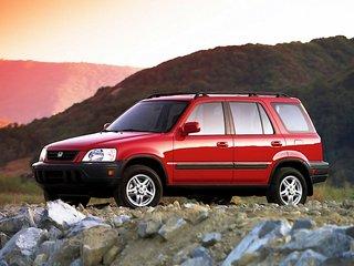 Honda CRV van 1996 tot 2001