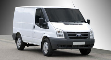 Ford Transit van 2006 tot 2013 sidebars
