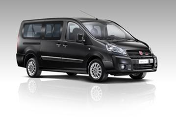 Fiat Scudo 2008 tot 2015 Sidebars