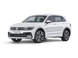 Volkswagen Tiguan vanaf 2016 Sidebars