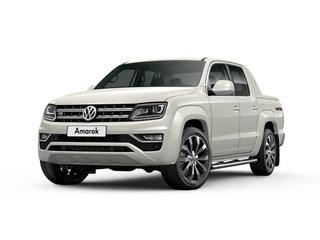 Volkswagen Amarok vanaf 2018 Sidebars
