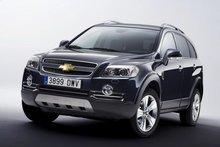 Chevrolet Captiva tot 2010 Sidebars