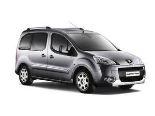 Peugeot Partner vanaf 2008 Dakrails