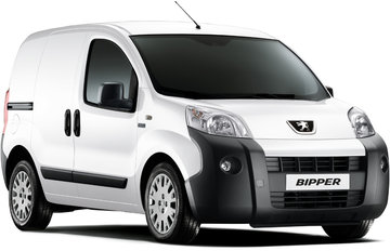 Peugeot Bipper Dakrails