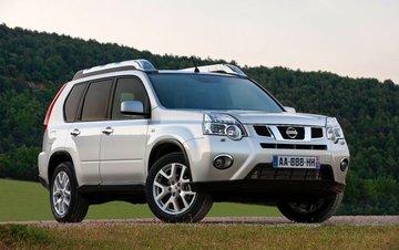 Nissan X-Trail 2008 tot 2013 Sidebars