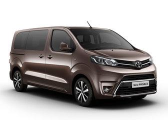 Toyota Proace vanaf 2016