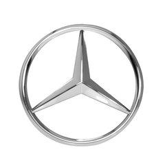 Mercedes Pushbar