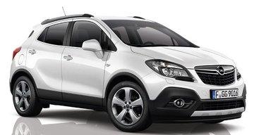 Opel Mokka 2012 tot 2017 sidebars