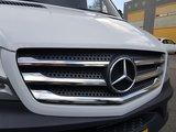 Mercedes Sprinter 2013+ RVS glanzend gril overzet _