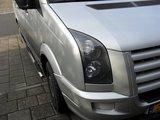 Volkswagen Crafter Sidebars buis 70 mm met 3 steps L3_