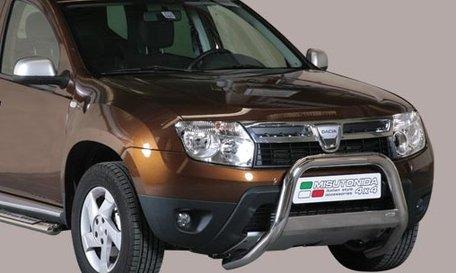 Dacia Duster pushbar 63 mm met CE / EU keurmerk