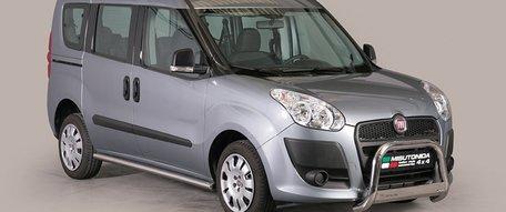 Fiat Doblo tot 2015 pushbar 63 mm met CE / EU certificaat