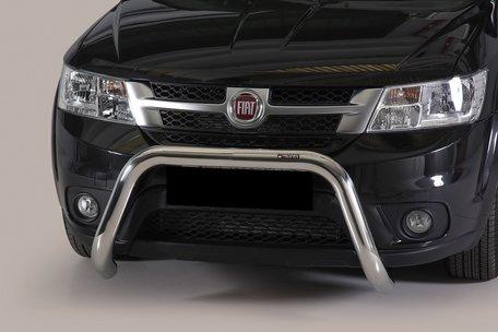 Fiat Freemont pushbar 76 mm met CE / EU certificaat