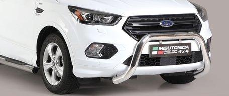 Ford Kuga 2017 pushbar 76 mm met CE / EU certificaat