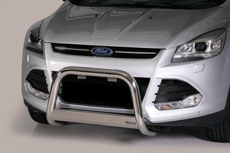 Ford Kuga 2013 tot 2016 pushbar 63 mm met CE / EU certificaat