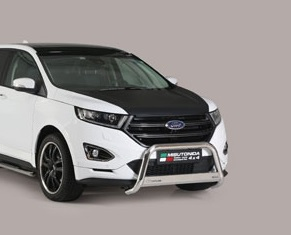 Ford Edge pushbar 63 mm met CE / EU certificaat